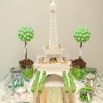 Paris Theme Sweet Table