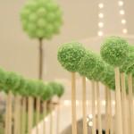 Green Cake Pop